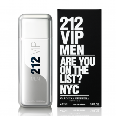 Parfum de barbati Carolina Herrera 212 Vip Men 100 ml