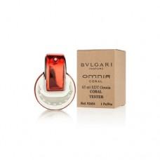 Parfum Tester de femei Bvlgari Omnia Coral 65 ml