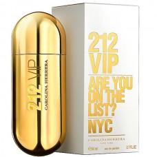 Parfum de femei Carolina Herrera 212 Vip Women 100 ml Apa de Parfum