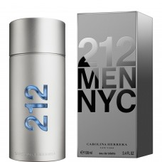 Parfum de barbati Carolina Herrera 212 Men 100 ml