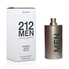 Parfum Tester Carolina Herrera 212 Men 100 ml