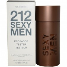 Parfum Tester de barbati Carolina Herrera 212 Sexy Men 100 ml