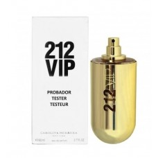 Parfum Tester de femei Carolina Herrera 212 Vip 80 ml Apa de Parfum