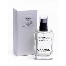 Parfum Tester de barbati Chanel Platinum Egoist 100 ml