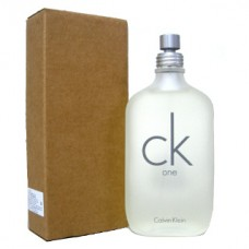 Parfum Tester Unisex Calvin Klein One 200 ml
