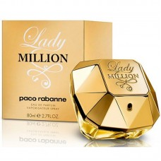 Parfum de femei Paco Rabbane Lady Million 80 ml Apa de Parfum