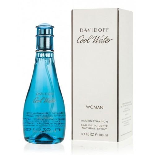 Parfum Tester De Femei Davidoff Cool Water 100 Ml