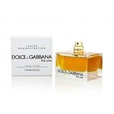 Parfum Tester  de femei Dolce Gabbana The One 100 ml Apa de Parfum