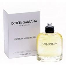 Parfum Tester de barbati Dolce Gabbana Pour Homme 125 ml
