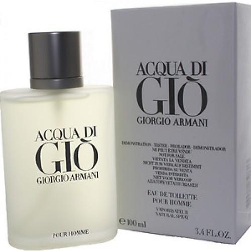 Parfum Tester De Barbati Giorgio Armani Acqua Di Gio 100 Ml