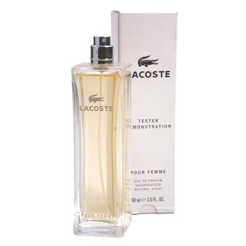 Parfum Tester De Femei Lacoste Femme 100 Ml Apa De Parfum