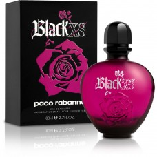 Parfum de femei Paco Rabbane Black Xs 80 ml