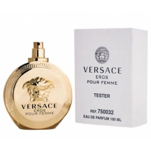 Parfum Tester De Femei Versace Eros 100 Ml Apa De Parfum