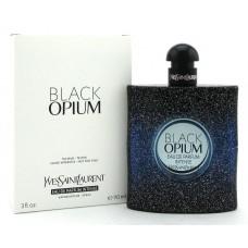 Parfum Tester de femei Yves Saint Laurent Black Opium Intense 90 ml Apa de Parfum