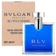 Parfum Tester de barbati Bvlgari BLV Pour Homme 100 ml Apa de Parfum