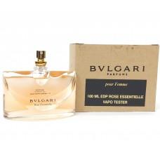 Parfum Tester de femei Bvlgari Rose Essentielle 100 ml Apa de Parfum