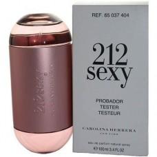 Parfum Tester de femei Carolina Herrera 212 Sexy 100 ml Apa de Parfum