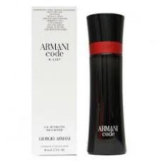 Parfum Tester de barbati Armani Code A-List 100 ml Apa de Parfum