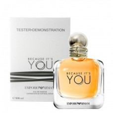 Parfum Tester de  femei Giorgio Armani Because It's You 100 ml Apa de Parfum