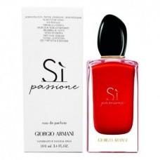 Parfum Tester de  femei Giorgio Armani Si Passione 100 ml Apa de Parfum