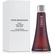 Parfum Tester de femei Hugo Boss Deep Red 90 ml Apa de Parfum