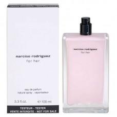 Parfum Tester de femei Narciso Rodriguez For Her 100 ml Apa de Parfum