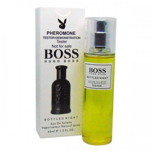 Parfum Tester De Barbati Hugo Boss Bottled Night 45 Ml