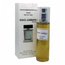 Parfum Tester de barbati Dolce Gabbana The One 45 ml