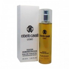 Parfum Tester de barbati Roberto Cavalli Uomo 45ml