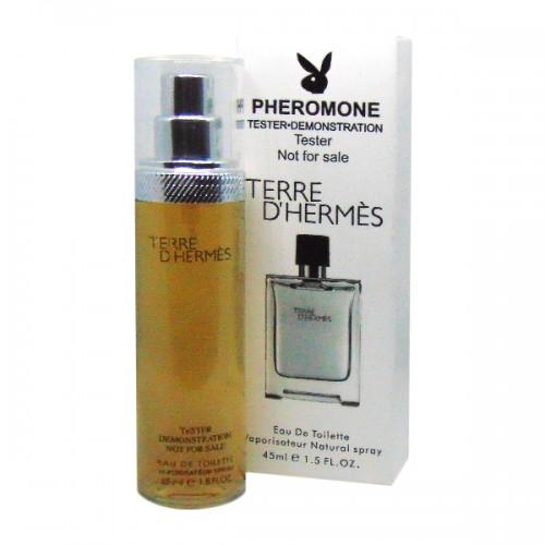 Parfum Tester De Barbati Terre Dhermes 45 Ml