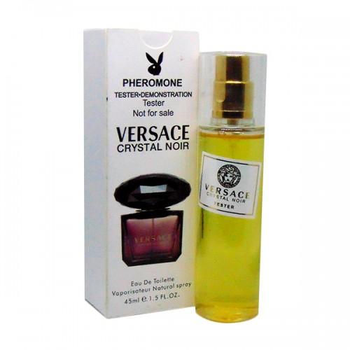 Parfum Tester De Femei Versace Crystal Noir 45 Ml